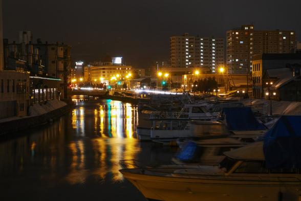 20170304夜の小樽・小樽運河sd1QH-18.jpg