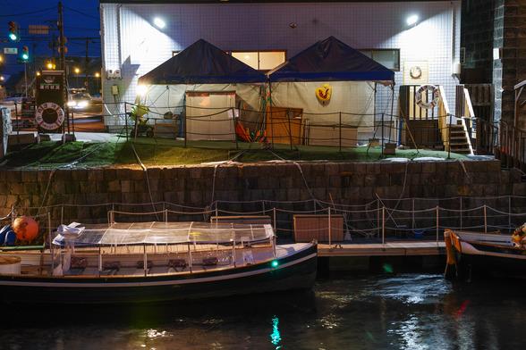 20170304夜の小樽・小樽運河sd1QH-2.jpg